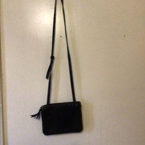 Eileen Fisher cross body bag